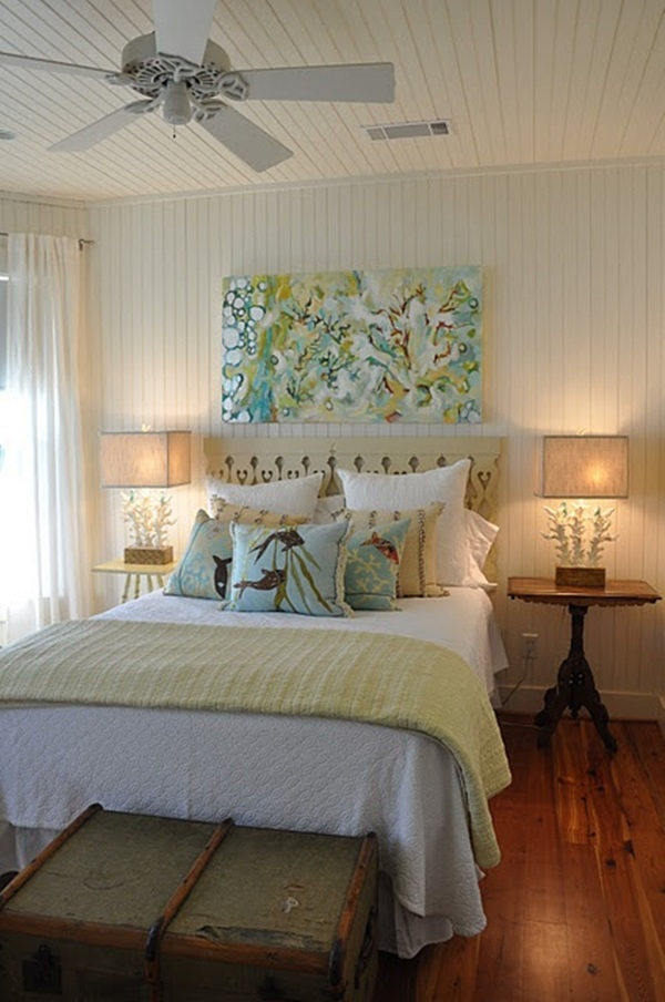 Comfy Cottage Style Bedroom Ideas  (8)