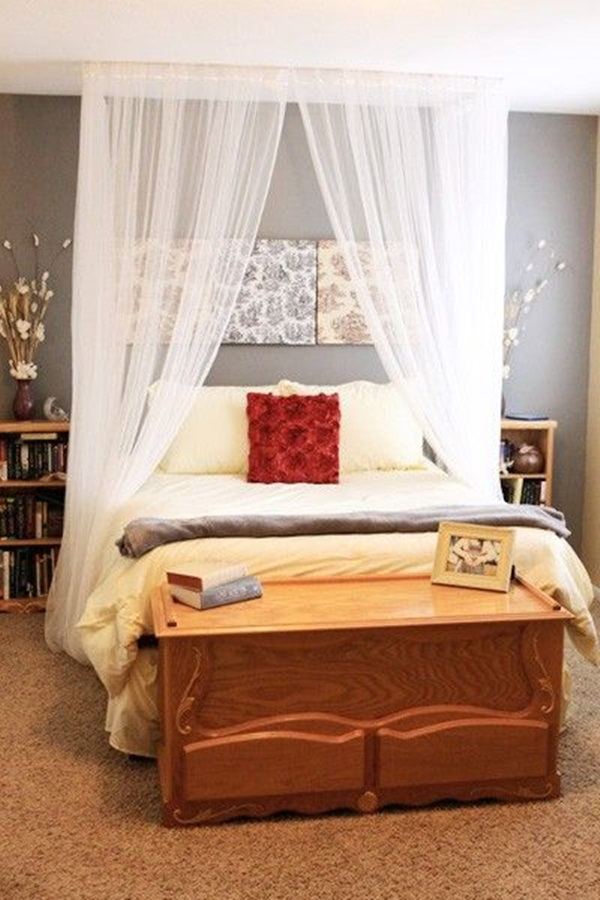 Cute Romantic Bedroom Ideas For Couples  (14)
