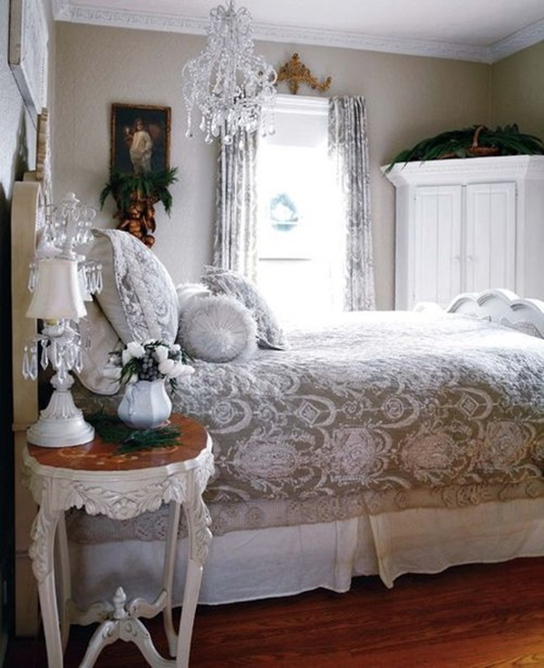 Cute Romantic Bedroom Ideas For Couples  (19)