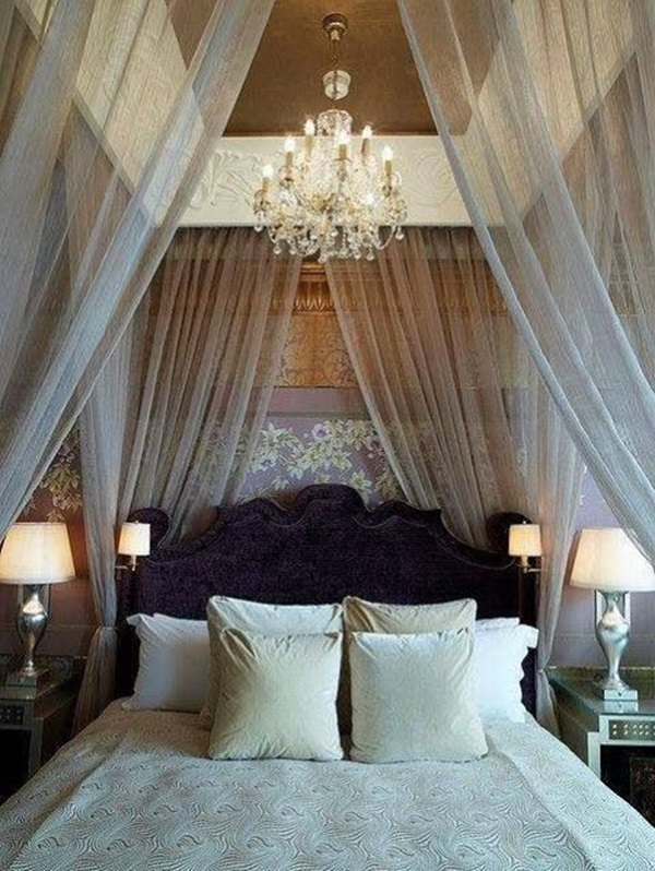 Cute Romantic Bedroom Ideas For Couples  (21)