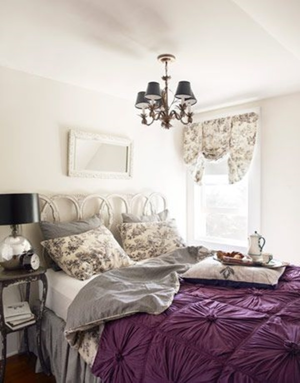 Cute Romantic Bedroom Ideas For Couples  (35)