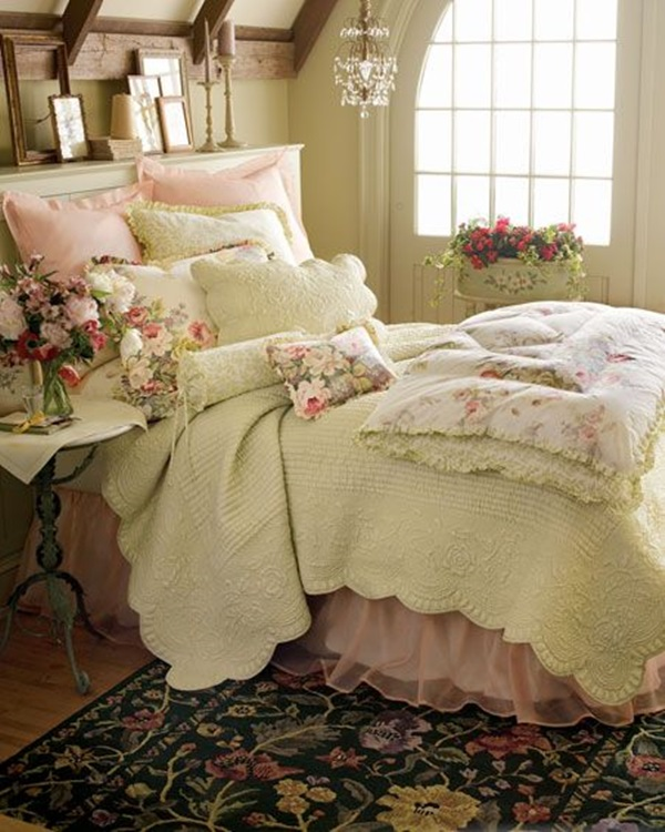 Cute Romantic Bedroom Ideas For Couples  (37)