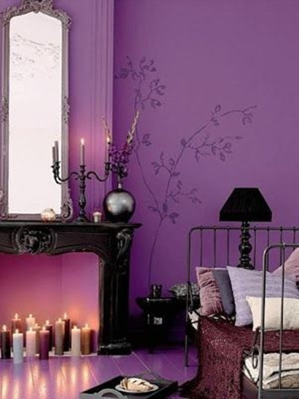 Cute Romantic Bedroom Ideas For Couples  (38)