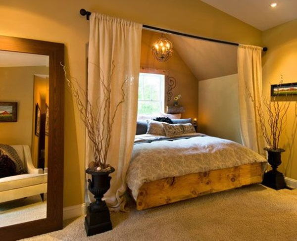 Cute Romantic Bedroom Ideas For Couples  (39)