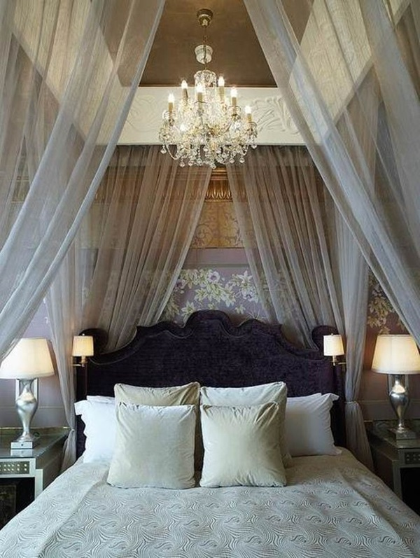 Cute Romantic Bedroom Ideas For Couples  (42)