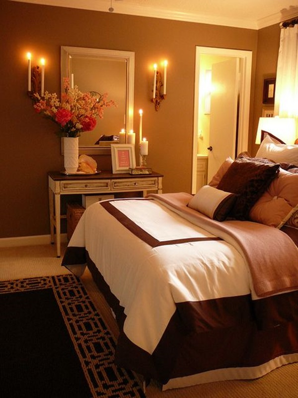 Cute Romantic Bedroom Ideas For Couples  (5)