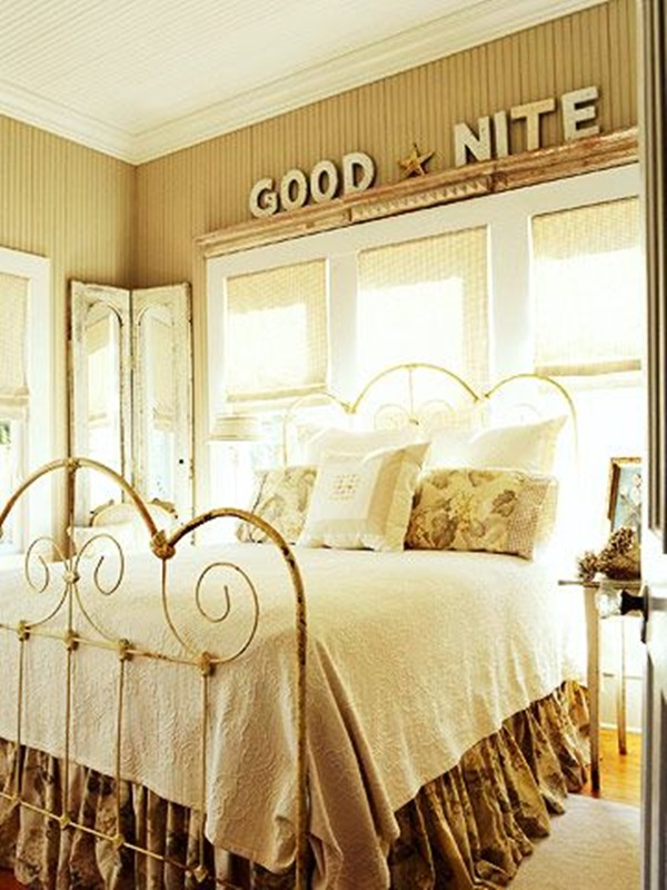 Cute Romantic Bedroom Ideas For Couples  (6)