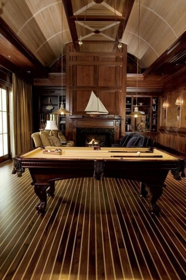 Lagoon billiard room Design Ideas (11)