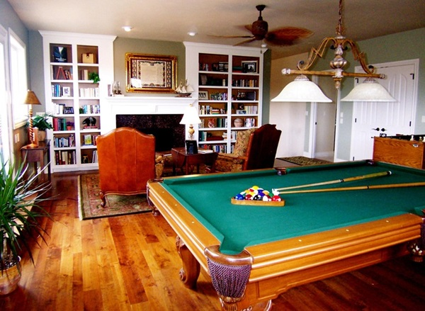 Lagoon billiard room Design Ideas (12)