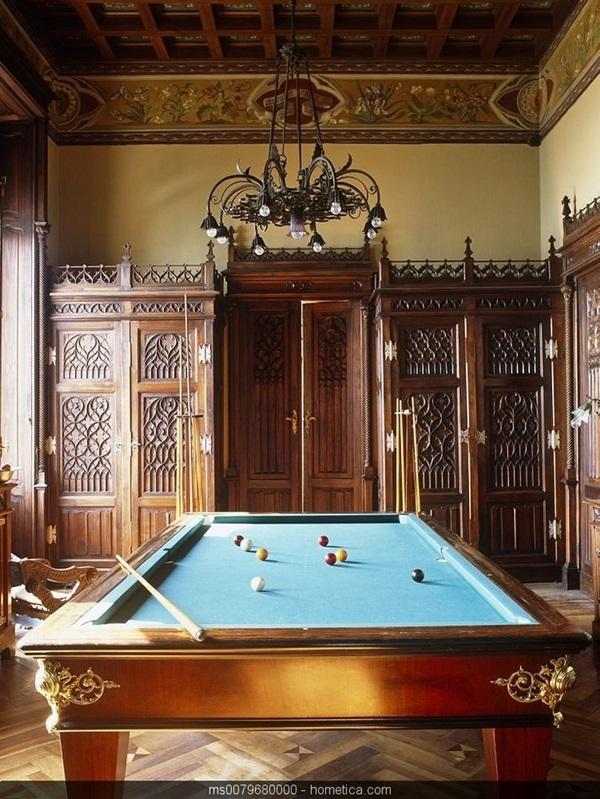 Lagoon billiard room Design Ideas (13)