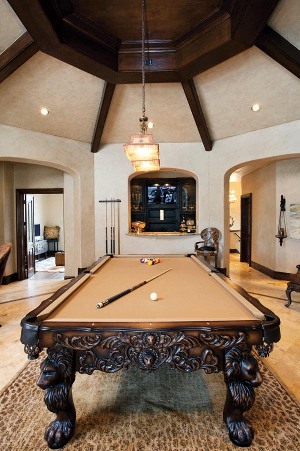 Lagoon billiard room Design Ideas (14)