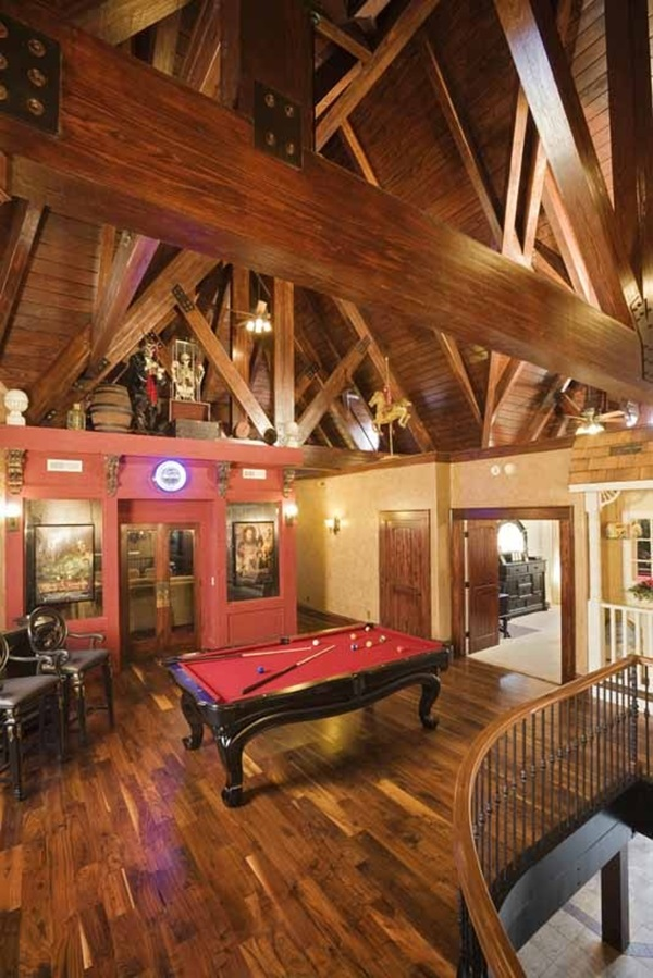 Lagoon billiard room Design Ideas (16)