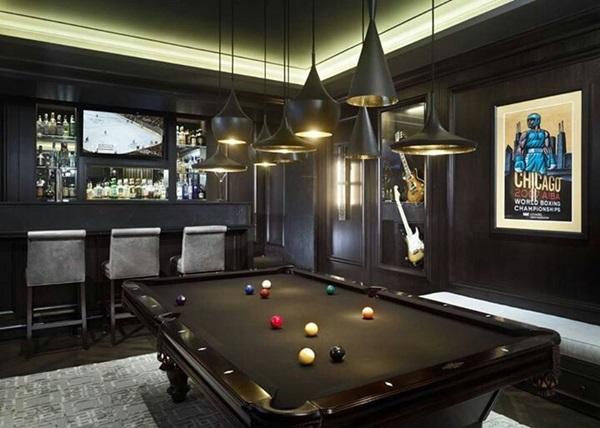 Lagoon billiard room Design Ideas (18)