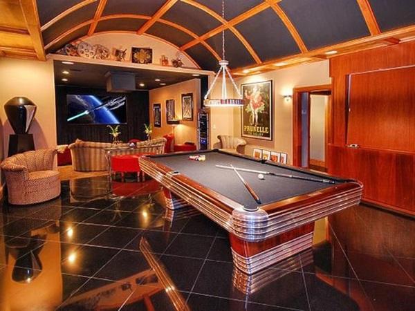 Lagoon billiard room Design Ideas (20)