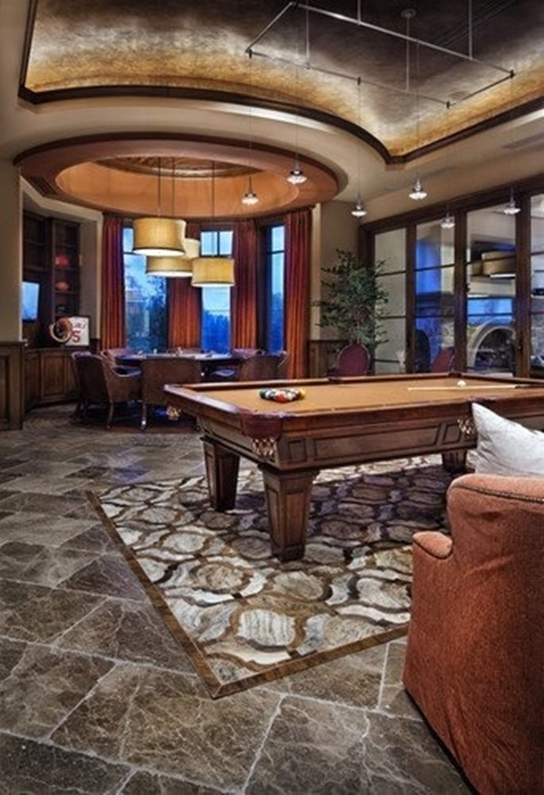 Lagoon billiard room Design Ideas (22)