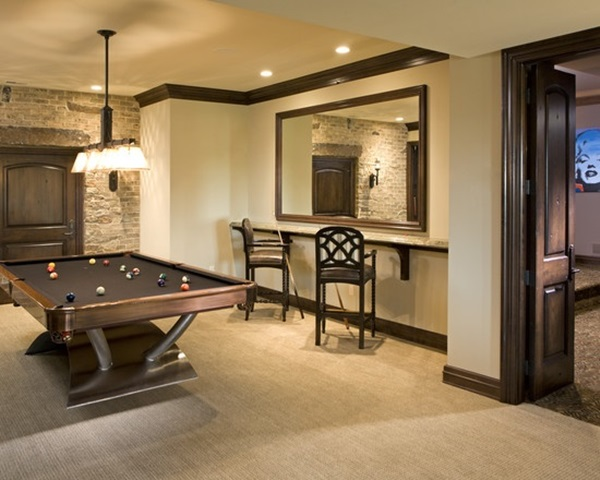 Lagoon billiard room Design Ideas (25)