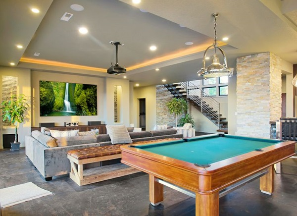 Lagoon billiard room Design Ideas (3)