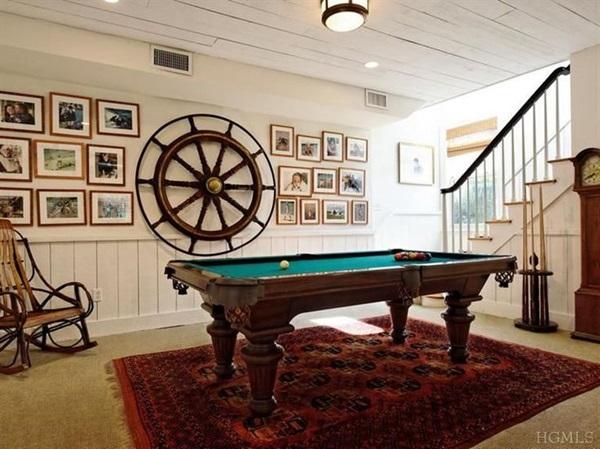 Lagoon billiard room Design Ideas (31)