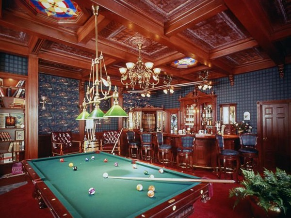 Lagoon billiard room Design Ideas (32)