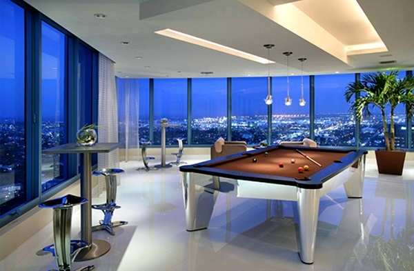 Lagoon billiard room Design Ideas (33)