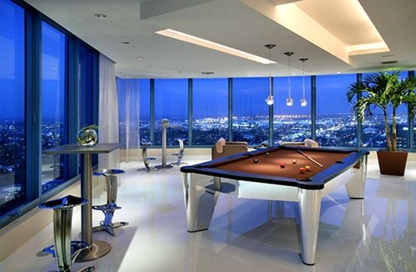 Lagoon billiard room Design Ideas (33)