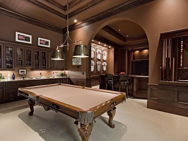 Lagoon billiard room Design Ideas (39)