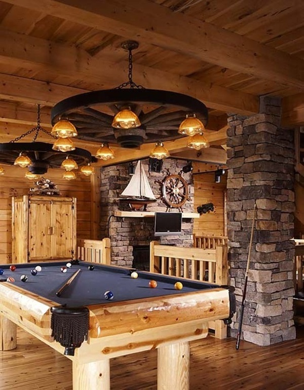 Lagoon billiard room Design Ideas (4)