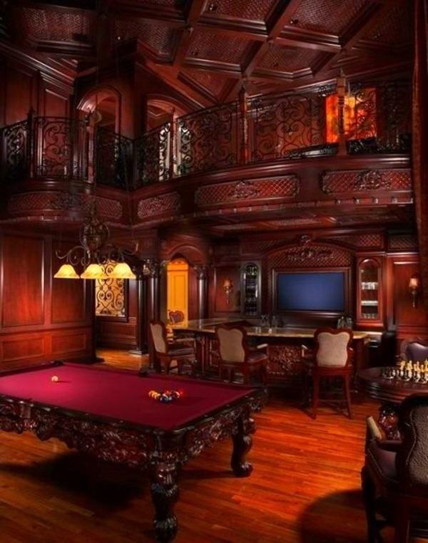 Lagoon billiard room Design Ideas (5)
