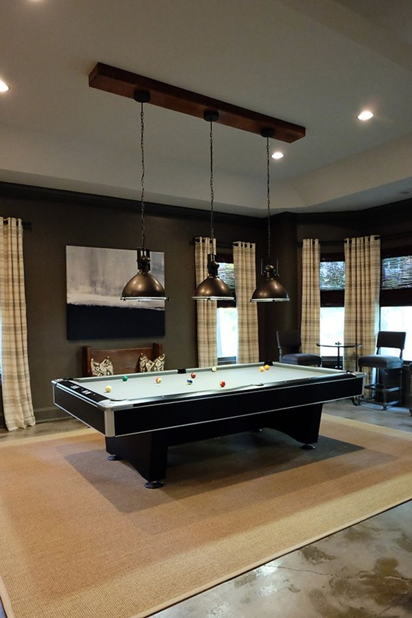 Lagoon billiard room Design Ideas (9)
