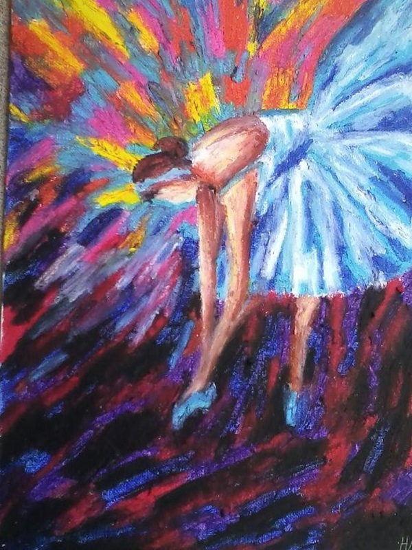 Stunning Ballerina drawings and sketches (1)