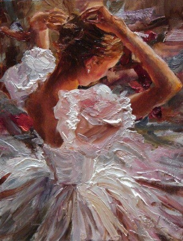 Stunning Ballerina drawings and sketches (24)