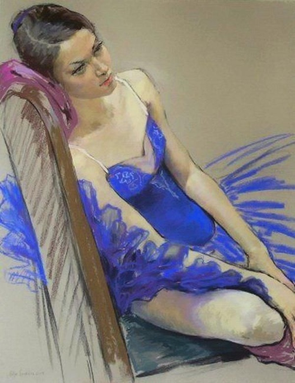 Stunning Ballerina drawings and sketches (26)