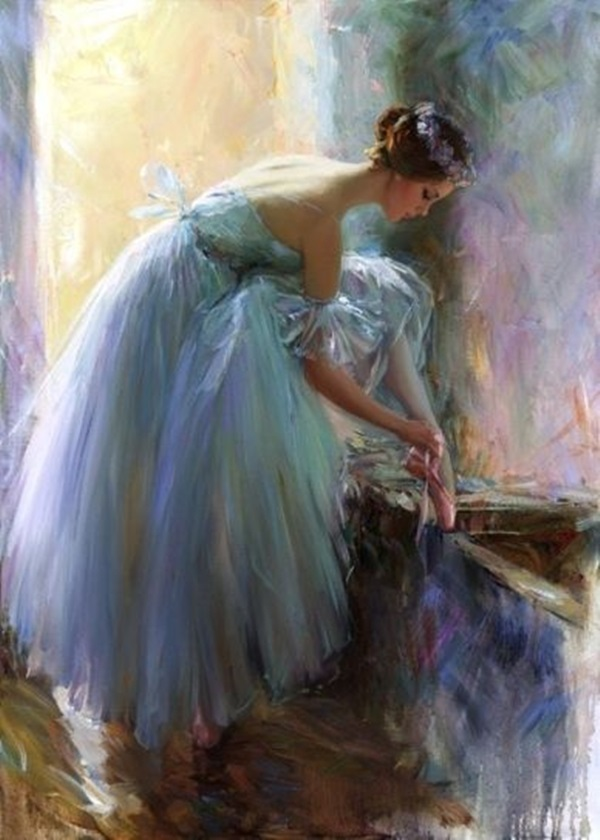 Stunning Ballerina drawings and sketches (27)