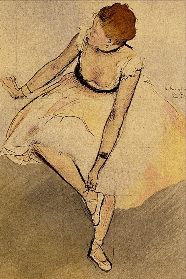 Stunning Ballerina drawings and sketches (3)