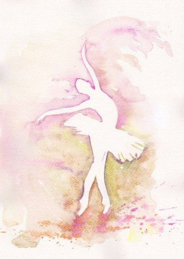 Stunning Ballerina drawings and sketches (33)