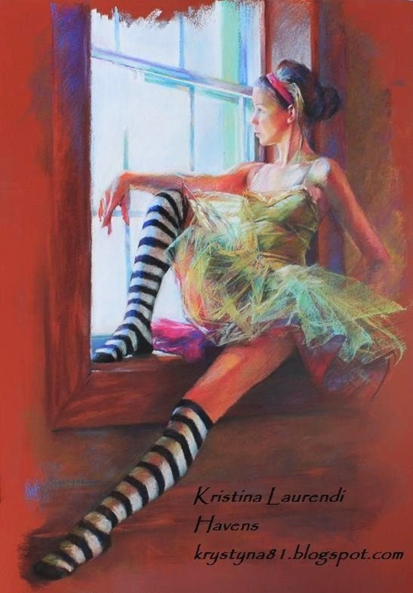 Stunning Ballerina drawings and sketches (34)
