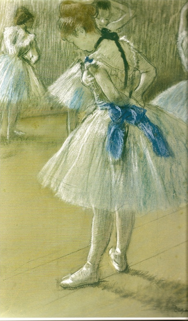 Stunning Ballerina drawings and sketches (36)