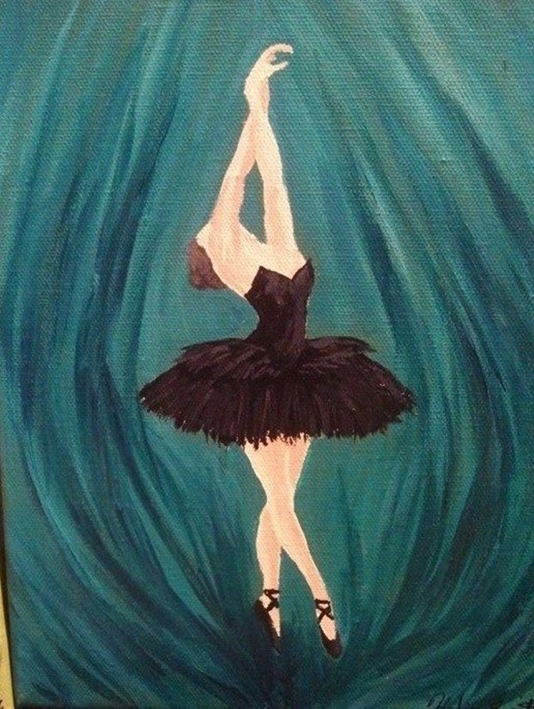 Stunning Ballerina drawings and sketches (4)