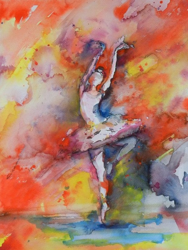 Stunning Ballerina drawings and sketches (42)