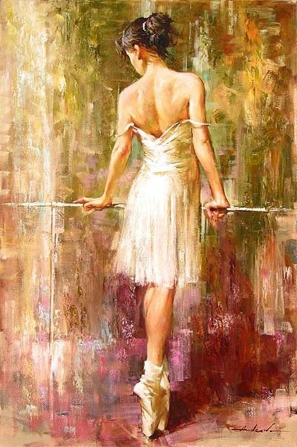 Stunning Ballerina drawings and sketches (6)