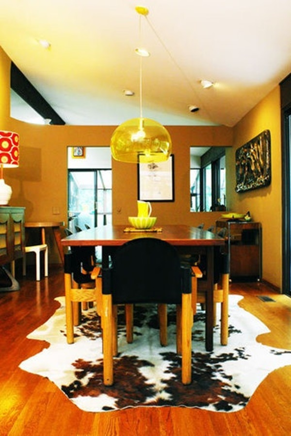 Tasteful Dining Room Lighting  (13)