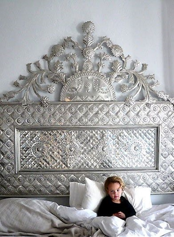 Unique and Smart Headboard Designs For Beds (16)