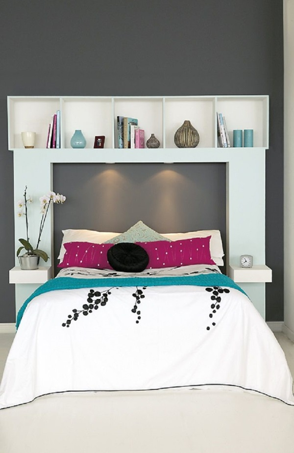 Unique and Smart Headboard Designs For Beds (20)