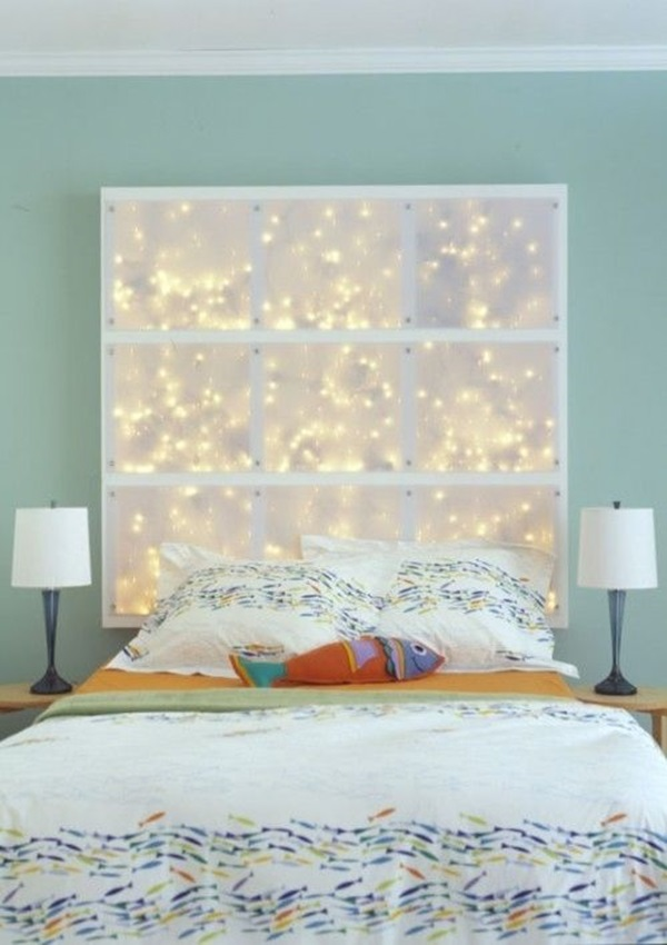 Unique and Smart Headboard Designs For Beds (23)