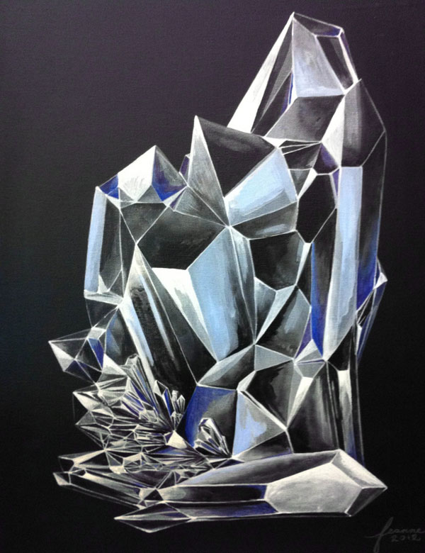 crystal  art 1