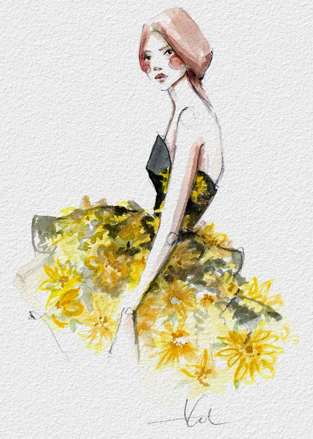 fashion illustrations 5