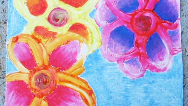finger painting 31