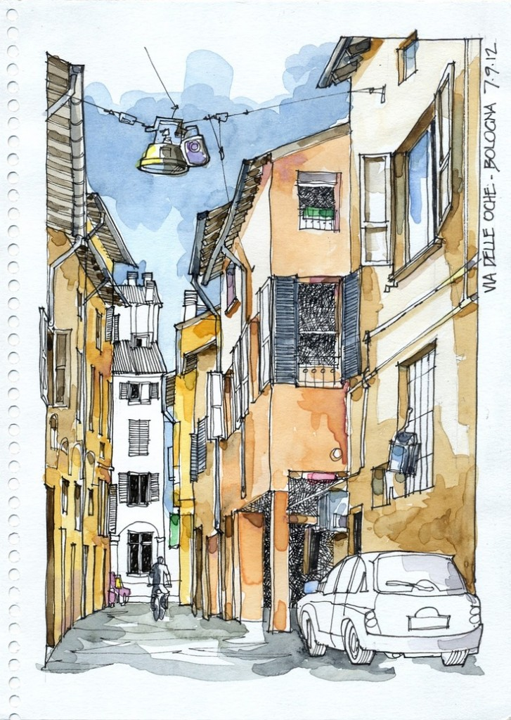 urban sketchers 2