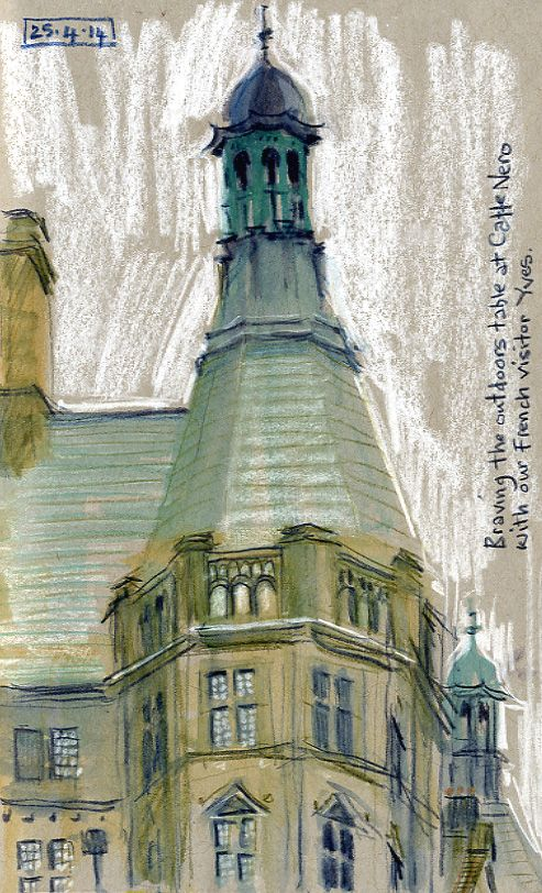 urban sketchers 27