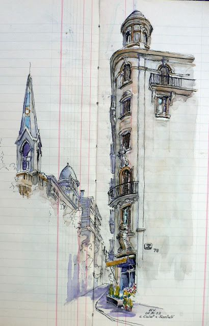 urban sketchers 28